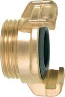 """GEKA Schnellkupplung ® plus mit Aussengewinde, Messing G 3/4"""" - toolster.ch"""