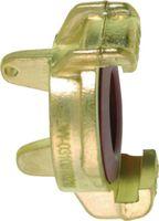 GEKA Blindkupplung K ® plus für Trinkwasser, MS 3mm Bohrung für Kettchen - toolster.ch
