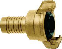 GEKA Schnellkupplung 360 ® plus mit Schlauchtülle drehbar, MS 19 - toolster.ch