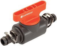 "GARDENA Absperrventil ø13 mm (1/2"") 8358-20 - toolster.ch"