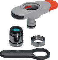 GARDENA Adapter für Indoor Wasserhähne IG M22x1 / AG M24x1 18210-20 - toolster.ch