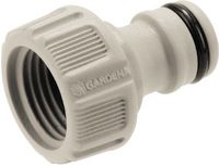 "GARDENA Hahnverbinder 21 mm (G1/2"") 18200-20 - toolster.ch"