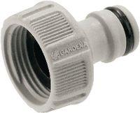 "GARDENA Hahnverbinder 26.5 mm (G3/4"") 18201-20 - toolster.ch"