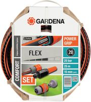 """GARDENA Schlauch Flex m.A. ø15 mm (5/8"""") / 25 m 18046-26 - toolster.ch"""