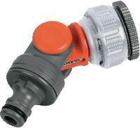 """GARDENA Winkelhahnstück.Blister SB 26.5 mm (G3/4"""") / 33.3 mm (G1"""") 2999-20 - toolster.ch"""