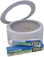 OMNIVISC Silikonkautschuk-Klebstoff omniVISC 1050 90 g / transparent - toolster.ch