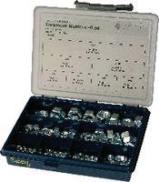 Sortiment Muttern ~0.8d 130 teilig - toolster.ch