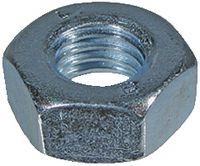 Sechskantmuttern ~0,8d Stahl 10 / verzinkt-blau M  6 - toolster.ch