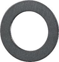 Pass-Scheiben Stahl St 2 K50 / blank, geölt 5 x 10 x 0.5 - toolster.ch