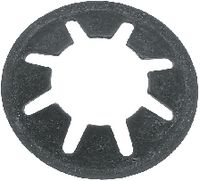 Quicklock<sup>®</sup> Federstahl / schwarz für Wellen ohne Nut 3 - toolster.ch