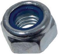 Sicherungsmuttern INOX A2 niedrige Form mit Polyamideinlage M 6 - toolster.ch