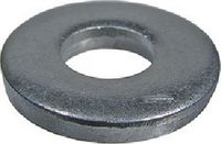 Scheiben INOX A2 ohne Fase für Schrauben mit schweren Spannhülsen M 6 - toolster.ch