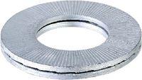 Sicherungsscheiben Nord-Lock<sup>®</sup> Stahl durchgehärtet / Zinklamellen beschichtet paarweise geklebt M 6 / 6.5/10.8/1.8 N - toolster.ch
