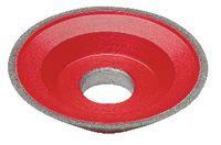 CBN-Schleifscheibe 75/12V9P B-126-W100-RR7 - toolster.ch