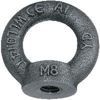 Ringmuttern Stahl C15 E / blank M 12 - toolster.ch