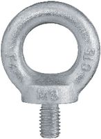Ringschrauben Stahl C15 E / verzinkt-blau M 12 - toolster.ch
