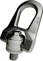 CODIPRO Ringschraube drehbar, rostfrei SS.DSR 360° M 12 - toolster.ch