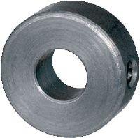 Stellringe Stahl / blank leichte Reihe, ohne Gewindestift 10 - brwtools.ch