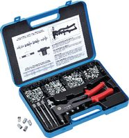 Sortiment Blindnietmuttern RIVKLE® Plus M3, M4, M5, M6 - toolster.ch