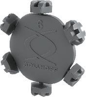 Manipulationsschutz PARRYPLUG® für Schrauben mit Innensechskant SW6 - toolster.ch