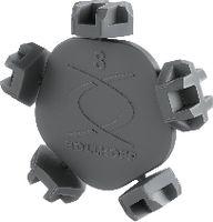 Manipulationsschutz PARRYPLUG® für Schrauben mit Innensechskant SW8 - toolster.ch