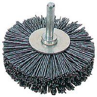 ZEINTRA Schaft-Rundbürste Schleifborsten SIC 50x15x0.9 mm K180 - toolster.ch