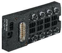 FESTO Multipolverteiler  MPV für Sensorsignale und Magnetspulen 8 A. 8 - toolster.ch