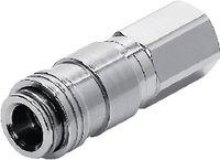 FESTO Kupplungsdose    KD2 Innengewinde metrisch, selbstabstellend M5 - toolster.ch