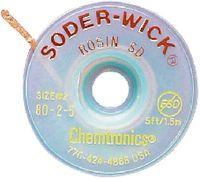 SODER-WICK Entlötlitze AB / 80-3-5 - toolster.ch