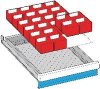 LISTA Einteilungsmaterialsatz 50 / 18x27E / 80.372.000 - toolster.ch