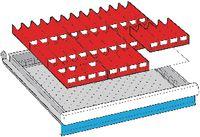 LISTA Einteilungsmaterialsatz 50-300 / 27x27E / 80.656.000 - toolster.ch