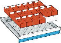 LISTA Einteilungsmaterialsatz 50 / 27x27E / 80.661.000 - toolster.ch