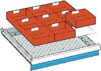 LISTA Einteilungsmaterialsatz 50 / 27x27E / 80.664.000 - toolster.ch