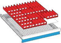 LISTA Einteilungsmaterialsatz 50...300 / 27x36 E / 100.283.000 - toolster.ch