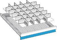 LISTA Einteilungsmaterialsatz 50 / 27x36E / 100.234.000 - toolster.ch