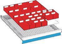 LISTA Einteilungsmaterialsatz 50 / 27x36E / 100.290.000 - toolster.ch