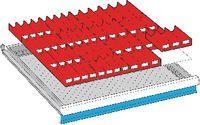 LISTA Einteilungsmaterialsatz 50-300 / 36x36E /100.318.000 - toolster.ch