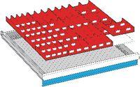 LISTA Einteilungsmaterialsatz 50-300 / 36x36E / 100.319.000 - toolster.ch
