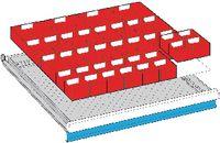 LISTA Einteilungsmaterialsatz 75 / 36x36E / 100.381.000 - toolster.ch