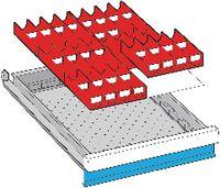 LISTA Einteilungsmaterial-Satz 50-300 / 18x27E / 80.377.000 - toolster.ch