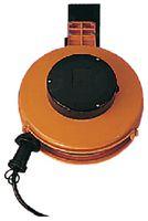STEFFEN Rückzugrolle 4 m / 250V 10A / 158 x 225 x 116 mm - toolster.ch