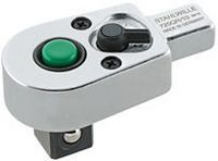 "STAHLWILLE Einsteck-Knarre 725QR/4 - 1/4"" / 9 x 12 mm - toolster.ch"