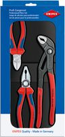 KNIPEX Zangen-Sortiment 00 20 09 V01 Bestseller-Paket 3-teilig - toolster.ch