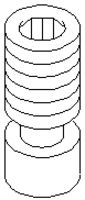 COROMANT Schraube 174.3-820M - toolster.ch