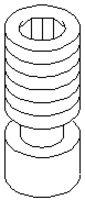 COROMANT Schraube 174.3-821 - toolster.ch
