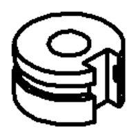 MULTIFIX Zentrierscheibe Für Typ C 100.218 - toolster.ch