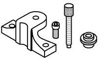 MULTIFIX Konsole mit Schraube und Mutter Für Typ A 100.243 - toolster.ch