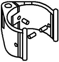 MULTIFIX Spannband mit Exzenterbolzen Für Typ A 100.265 - toolster.ch