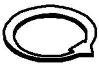 MULTIFIX Zeiger / Sicherungsring Für Typ A/E 100.294 - toolster.ch