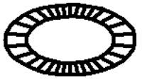 MULTIFIX Ringfeder Für Typ A/E 100.301 - toolster.ch